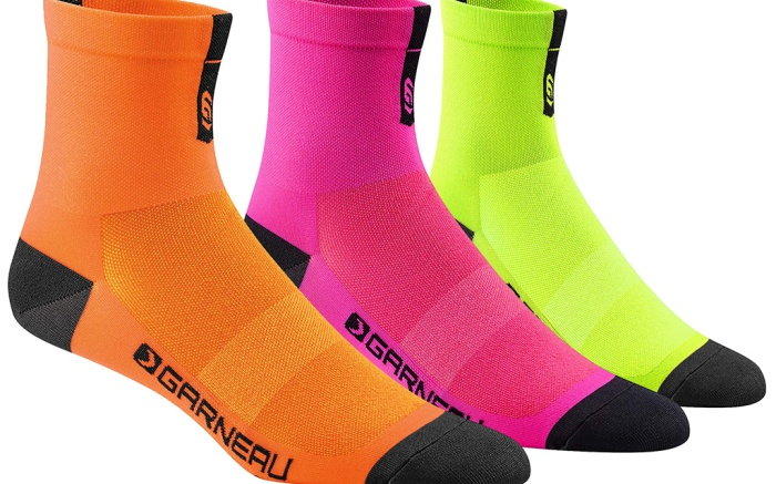 Louis Garneau Conti Performance Cycling Socks