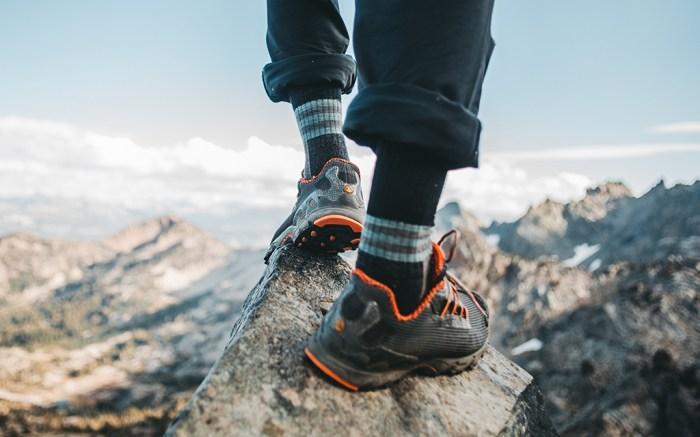 Darn Tough Spur Boot Light Cushion Hike Sock