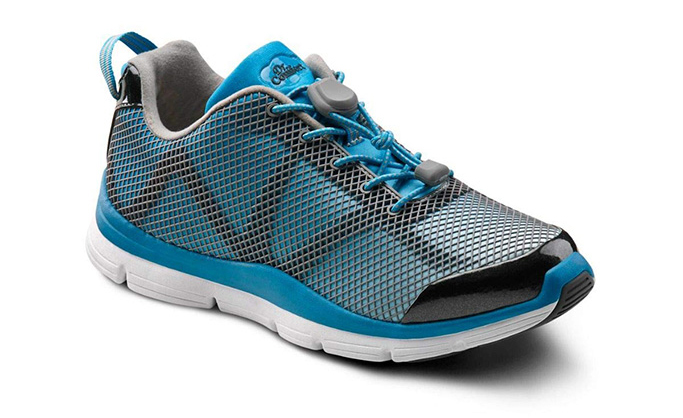 Dr. Comfort Katy Sneaker orthopedic shoes