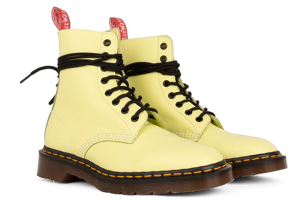 Dr. Martens x Undercover combat boots