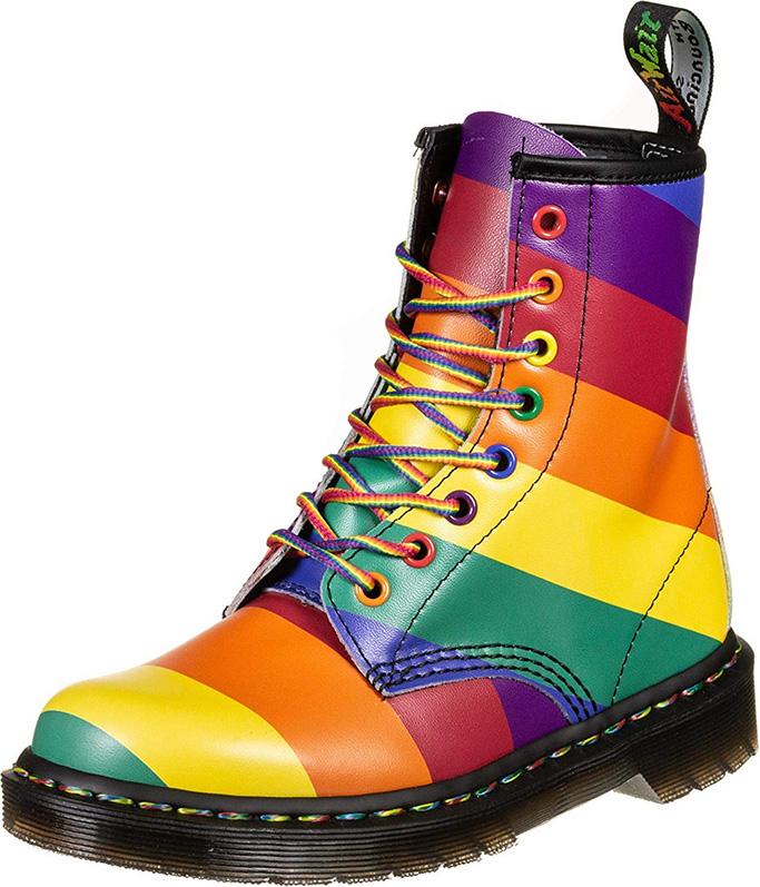 Dr. Martens Unisex 1460 Pride Boot