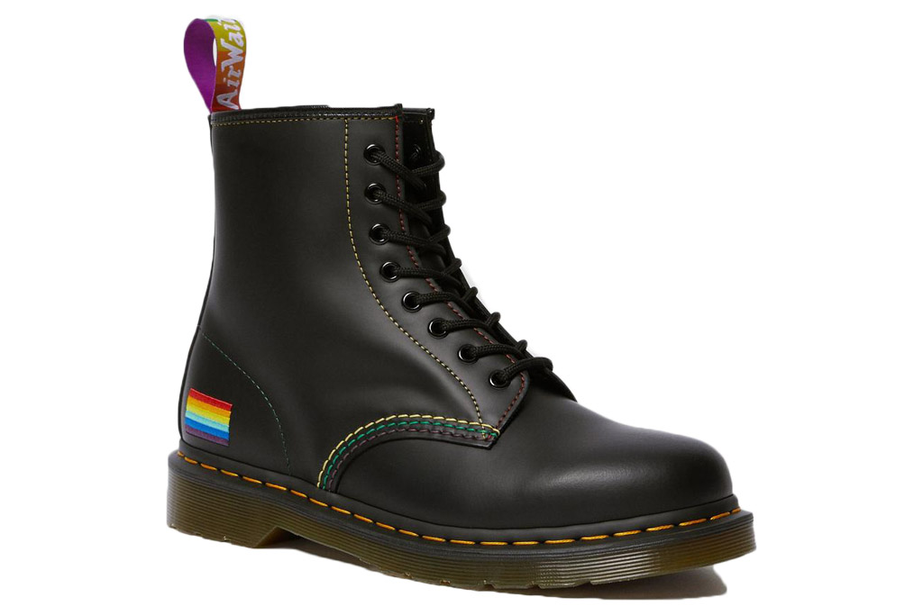 dr martens, pride boot, 2020, rainbow