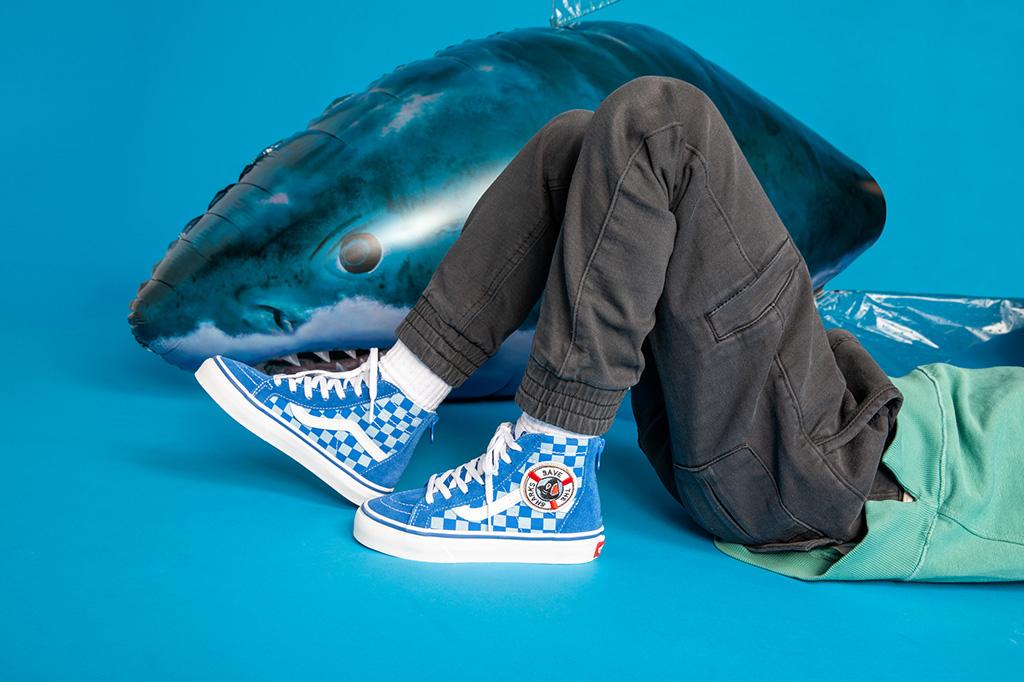 Vans x Shark Week