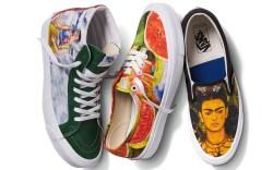 Frida Kahlo x Vans, Vault by