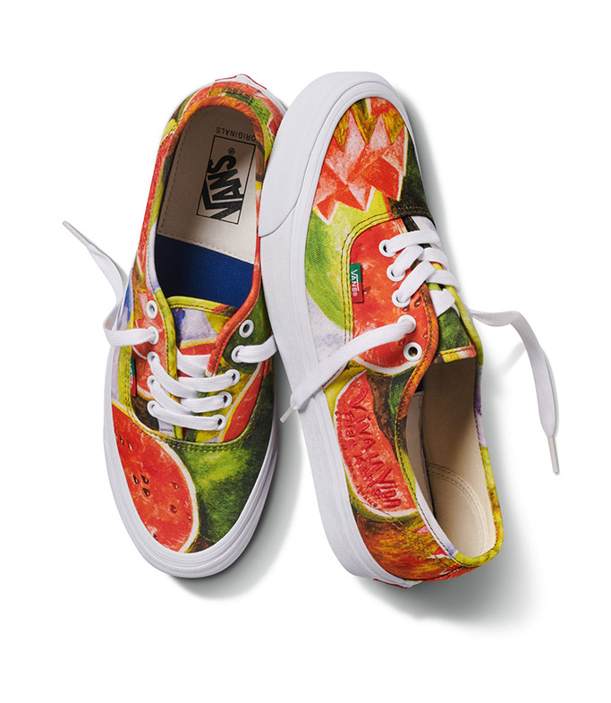 OG Authentic LX, Frida Kahlo x Vans, Vault by Vans shoes