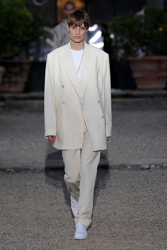 Givenchy men's spring 2020.