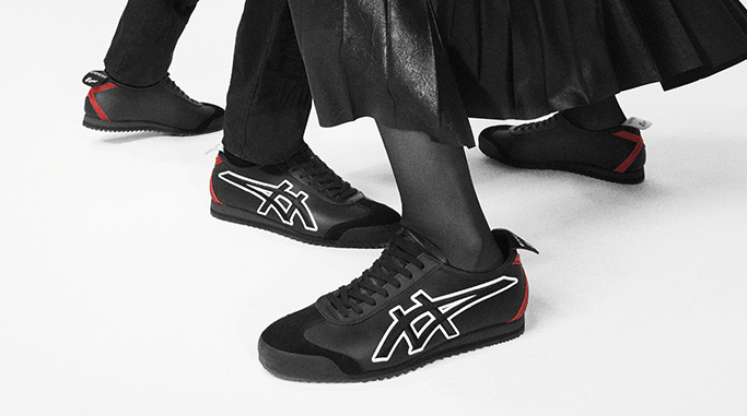 Givenchy x Onitsuka Tiger shoes