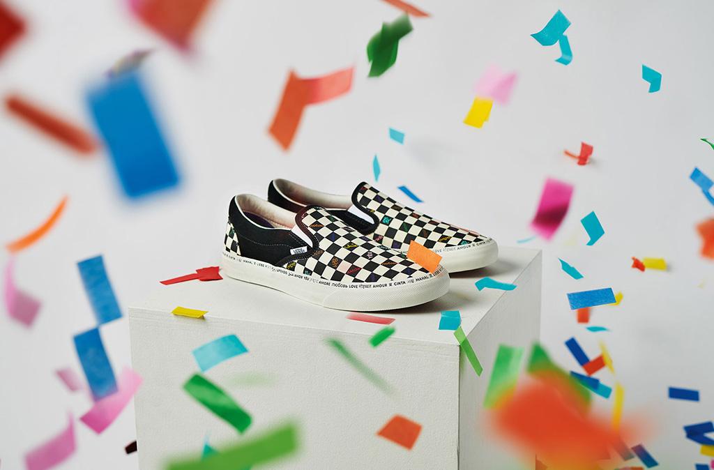 Vans The Love Pack, pride shoes