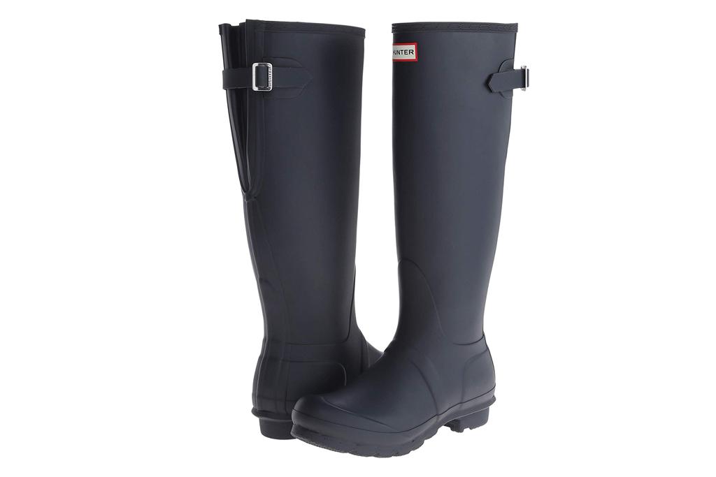 hunter rain boots, best rain boots for women