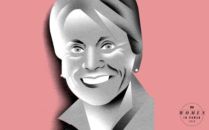 Jennifer Estabrook, President, Fila North America
