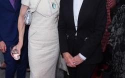 Anna Wintour and Helen Mirren
