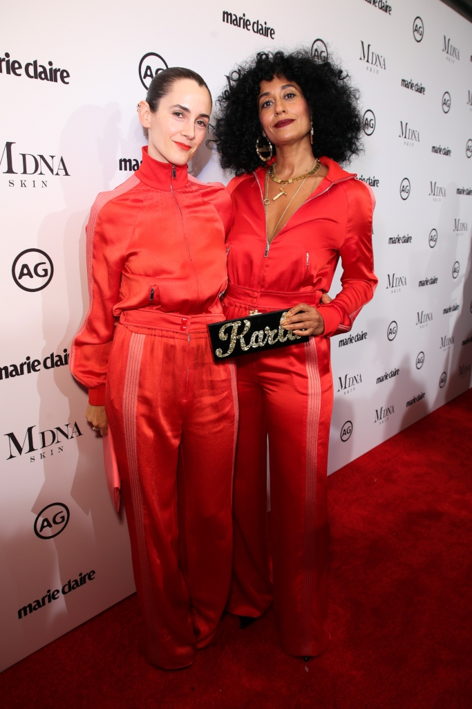 2018, Marie Claire Image Makers Awards, karla welch, tracee ellis ross
