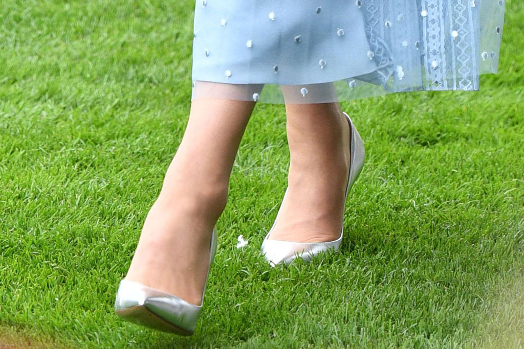 Kate Middleton, royal ascot 2019, high heels,