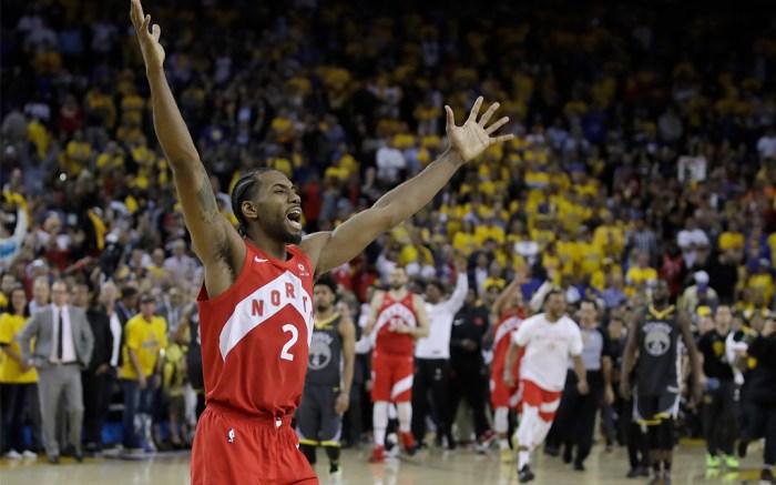Kawhi Leonard NBA Finals