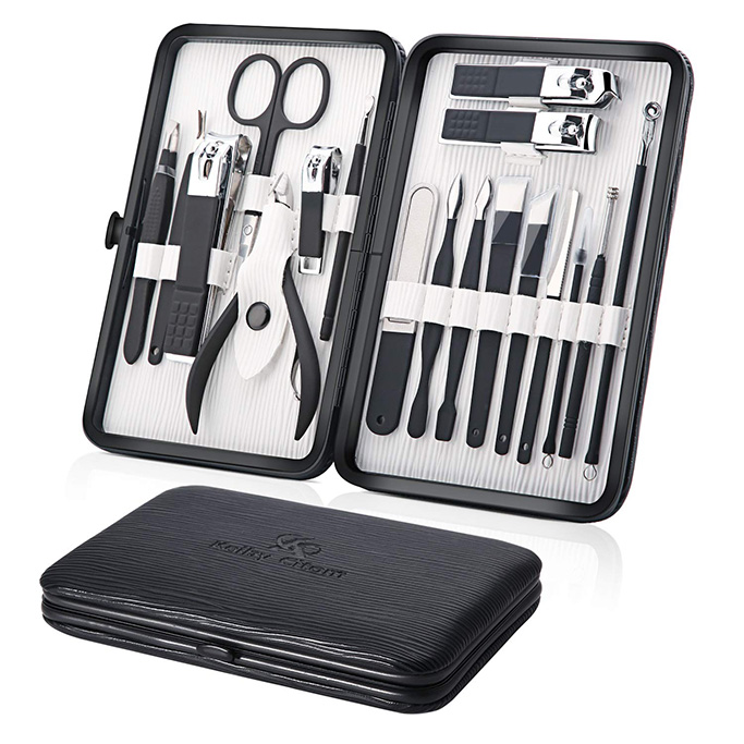 Keiby Citom Manicure and Pedicure Set