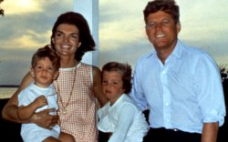 kennedy family, john f kennedy, jr,