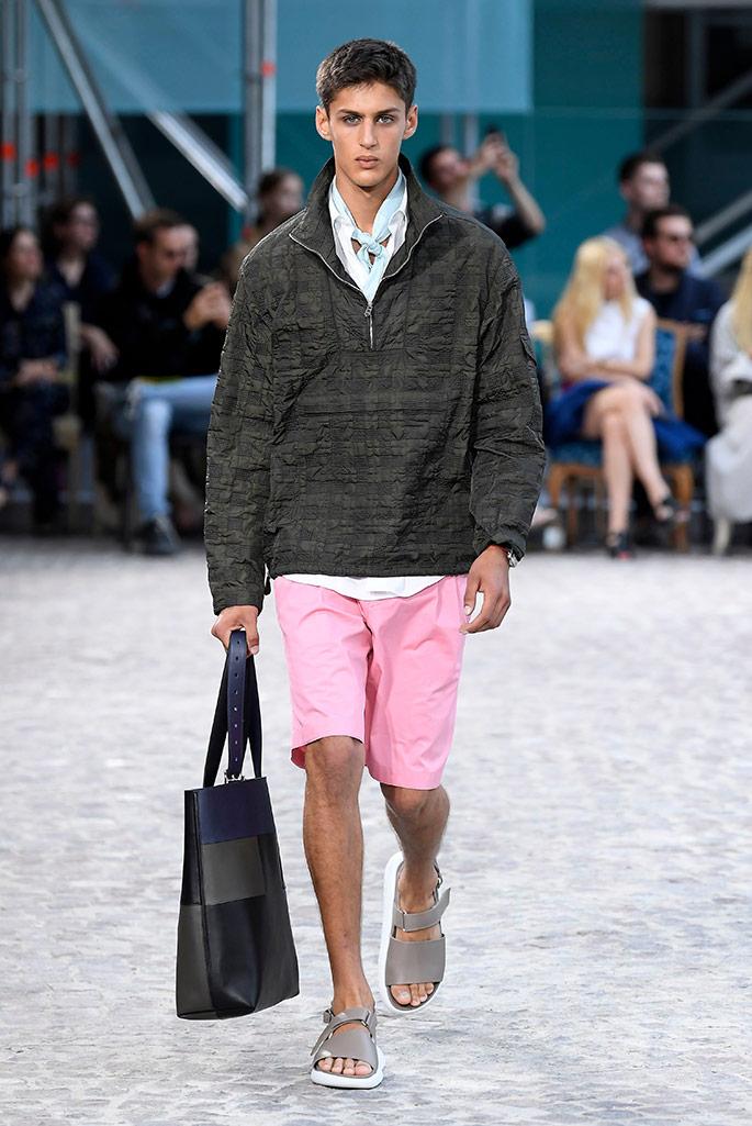 Lanvin spring 2020, Paris Fashion Week, Men's.
