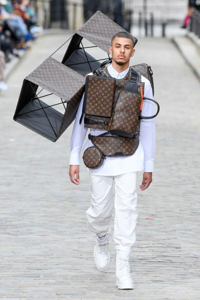 louis vuitton spring 2020 mens, paris fashion week