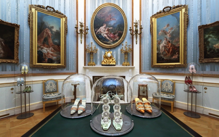 'An Enquiring Mind: Manolo Blahnik at the Wallace Collection' Exhibition