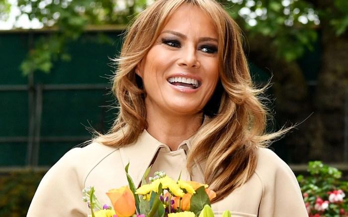 Melania Trump State visit of US President Donald J. Trump to United Kingdom, London – 04 Jun 2019
