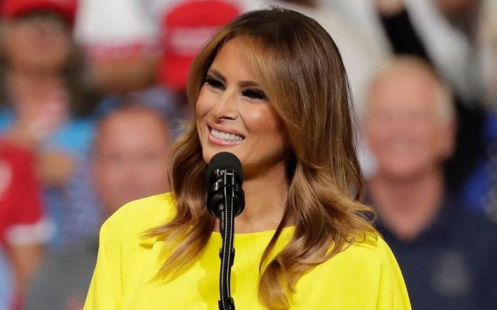 Melania Trump Election 2020 Trump, Orlando, USA – 18 Jun 2019