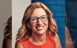 Melanie Allen, Brooks Running, chief marketing
