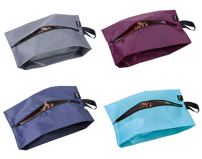 Misslo Travel Shoe Bags amazon