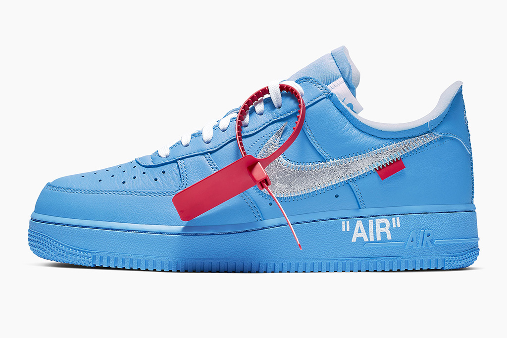 Nike Air Force 1 '07 Virgil Abloh x MCA