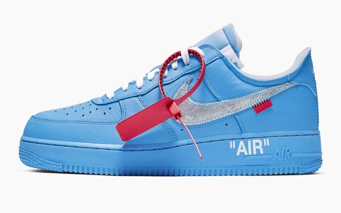 Nike Air Force 1 '07 Virgil Abloh x MCA