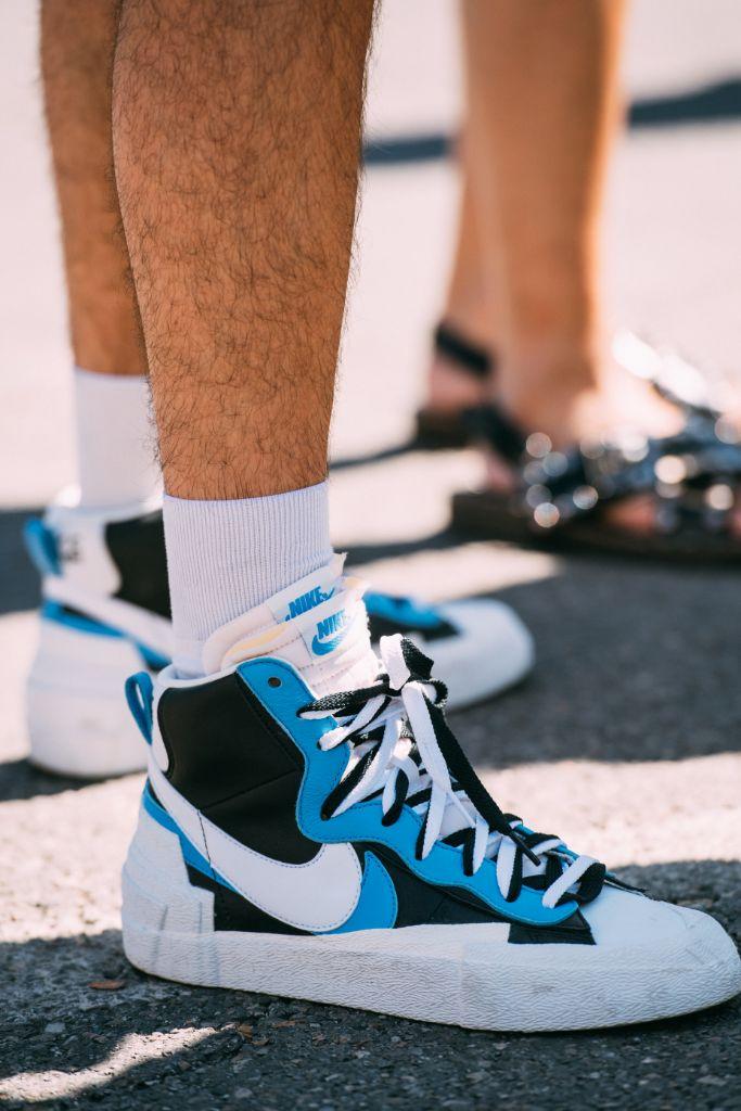 Nike Sacai Sneakers Pitti Uomo