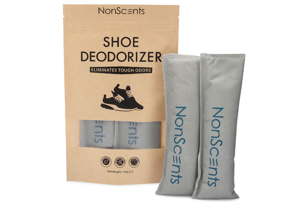nonscents shoe deodorizer