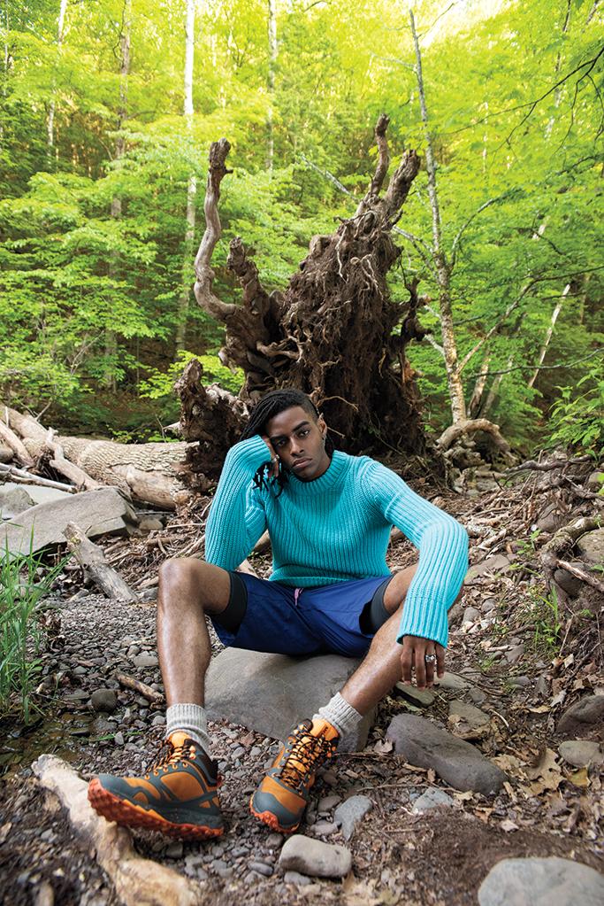 Outdoor Men's Streetwear Trends