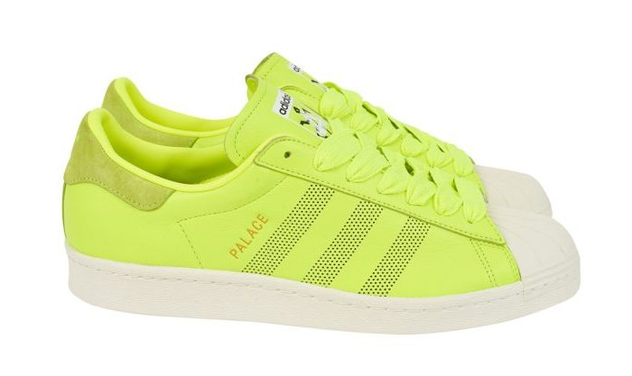 Palace x Adidas Superstar Spring/Summer 2019 Neon