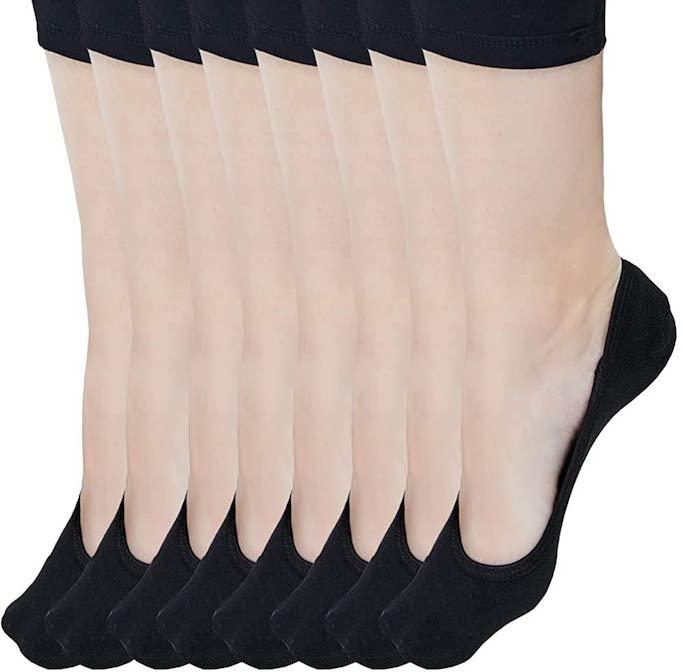 Qing Ultra Low-Cut No Show Socks, best no show socks