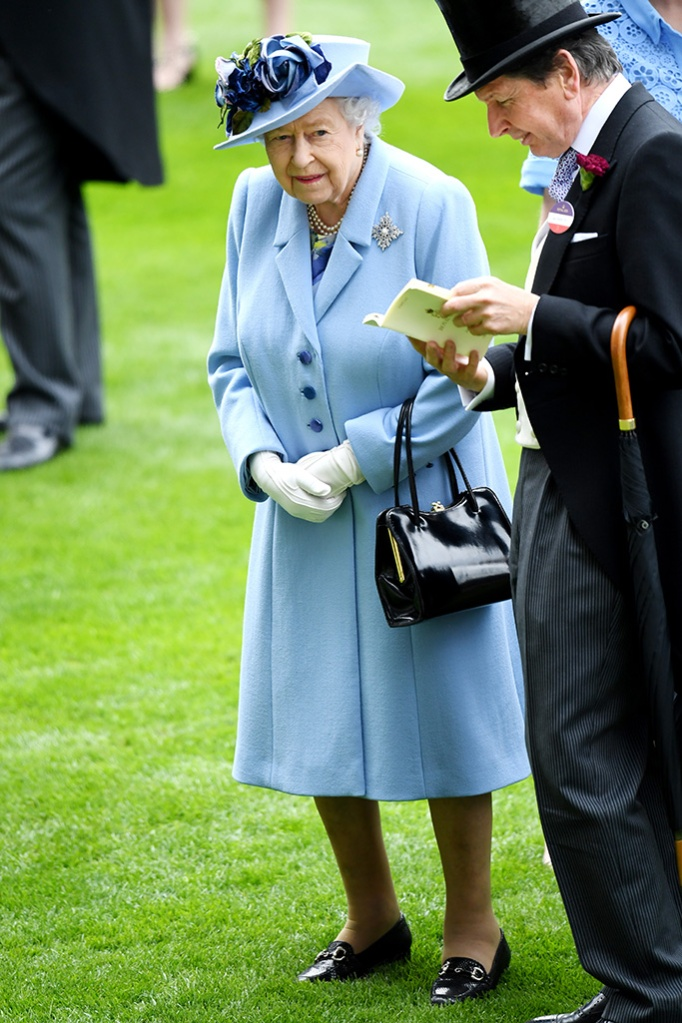 Queen Elizabeth IIRoyal Ascot, Day 1, UK - 18 Jun 2019