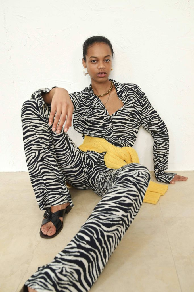 zebra, print, animal, resort, 2020, derek, lam, 10, crosby