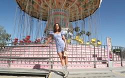 Aimee Song Revolve Party, Coachella Valley