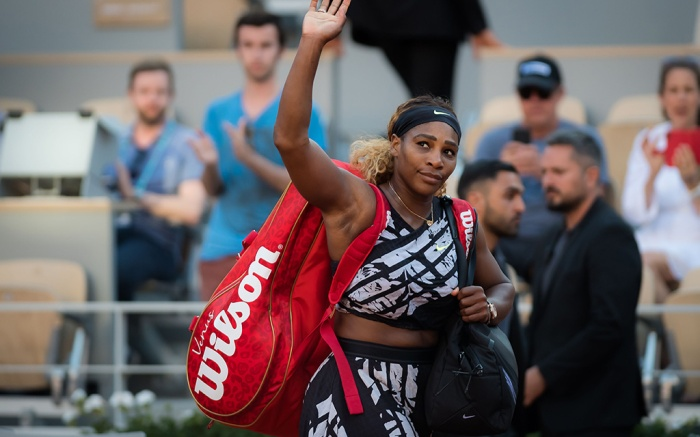 Serena Williams of the United States walks off the court after losing her third-round matchFrench Open Tennis Championships, Roland Garros, Paris, France - 01 Jun 2019