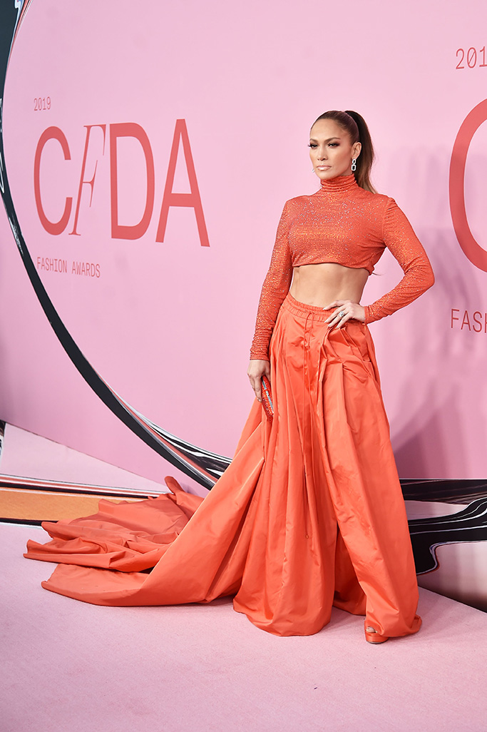 Jennifer LopezCFDA Fashion Awards, Arrivals, Brooklyn Museum, New York, USA - 03 Jun 2019