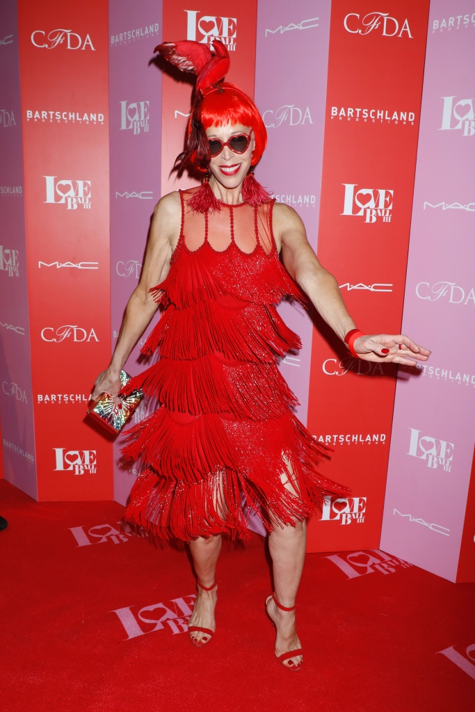 Linda FargoLove Ball III presented by the CFDA and Susanne Bartsch, Arrivals, Gotham Hall, New York, USA - 25 Jun 2019
