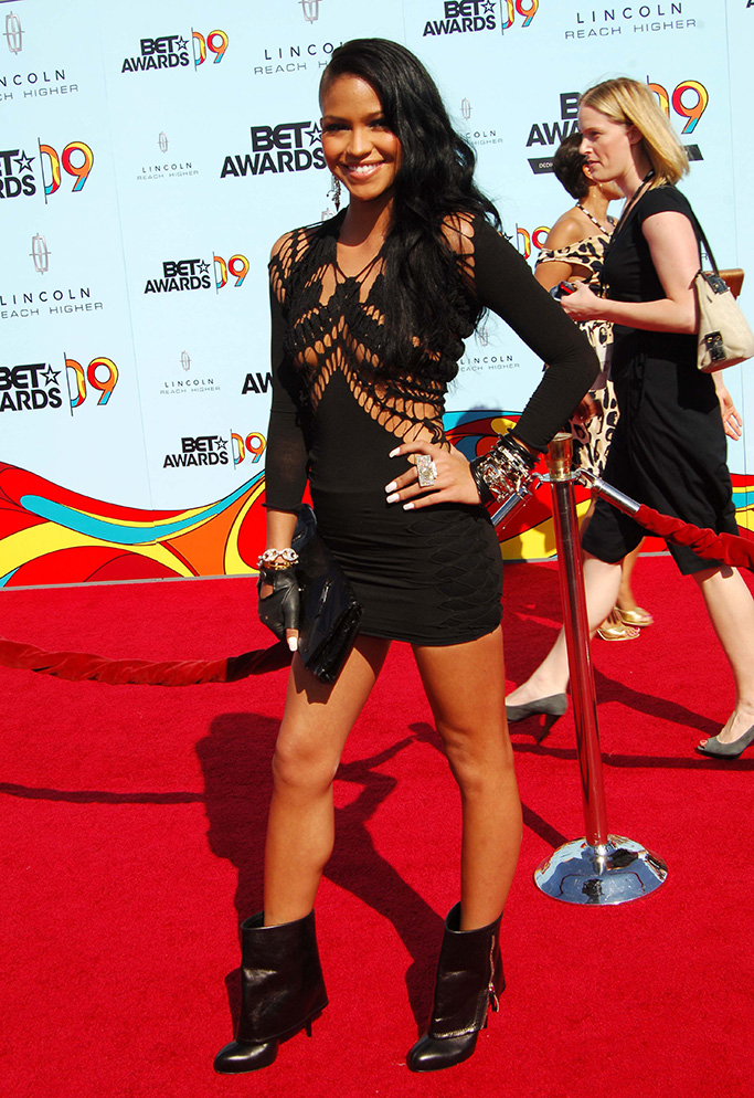 """Cassie9th Annual BET Awards, Arrivals, Los Angeles, America - 28 Jun 2009This year's annual Black Entertainment Television awards were changed at the last minute to become a tribute ceremony to honour the late singer Michael Jackson, who collapsed and died last week (Thurs 25th June).Members of the famous Jackson family led the tributes and there was even an appearance from his infamous father Joseph.A Jackson 5 medley was performed and host Jamie Foxx even tried his hand (or should that be feet?) at doing the Moonwalk before Janet Jackson held back the tears to give thanks to all her brother's friends and fans.Guests attending, some of whom gave their own remembrance speeches, included Kanye West, Alicia Keys, Beyonce Knowles, Estelle and Chaka Khan.The family are currently calling for a second autopsy on Michael's body because of what they called """"unanswered questions"""" concerning the cause of his death."""