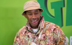 Tyler, the Creator attends the premiere
