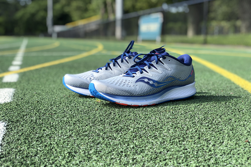 Saucony Ride ISO 2 shoes, running sneakers