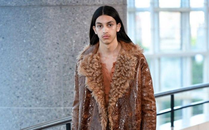 Sies Marjan Ready To Wear Spring 2020, Men's Paris Fashion Week, runway