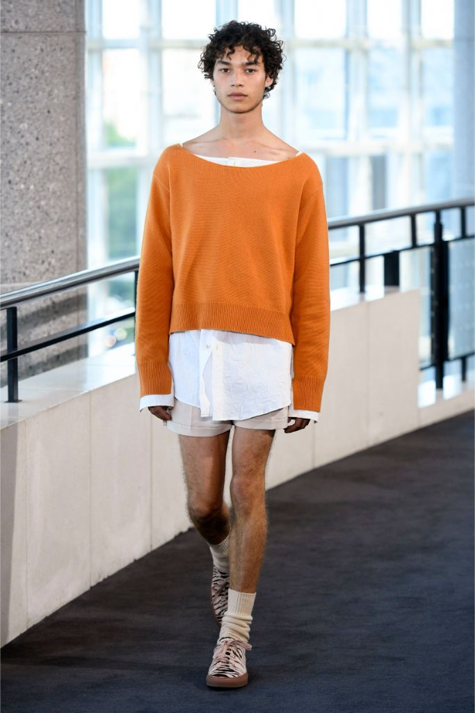 Sies Marjan Ready To Wear Spring 2020, Men's Paris Fashion Week, runway