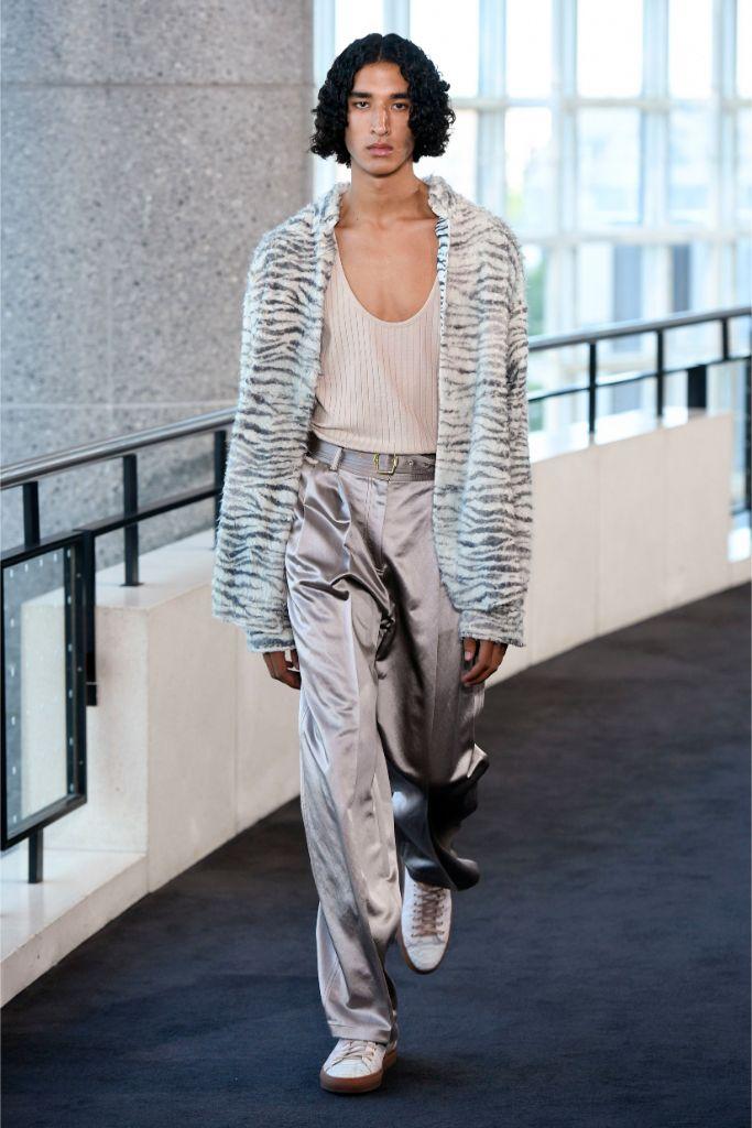 Sies Marjan spring 2020, Paris Fashion Week, Men's.