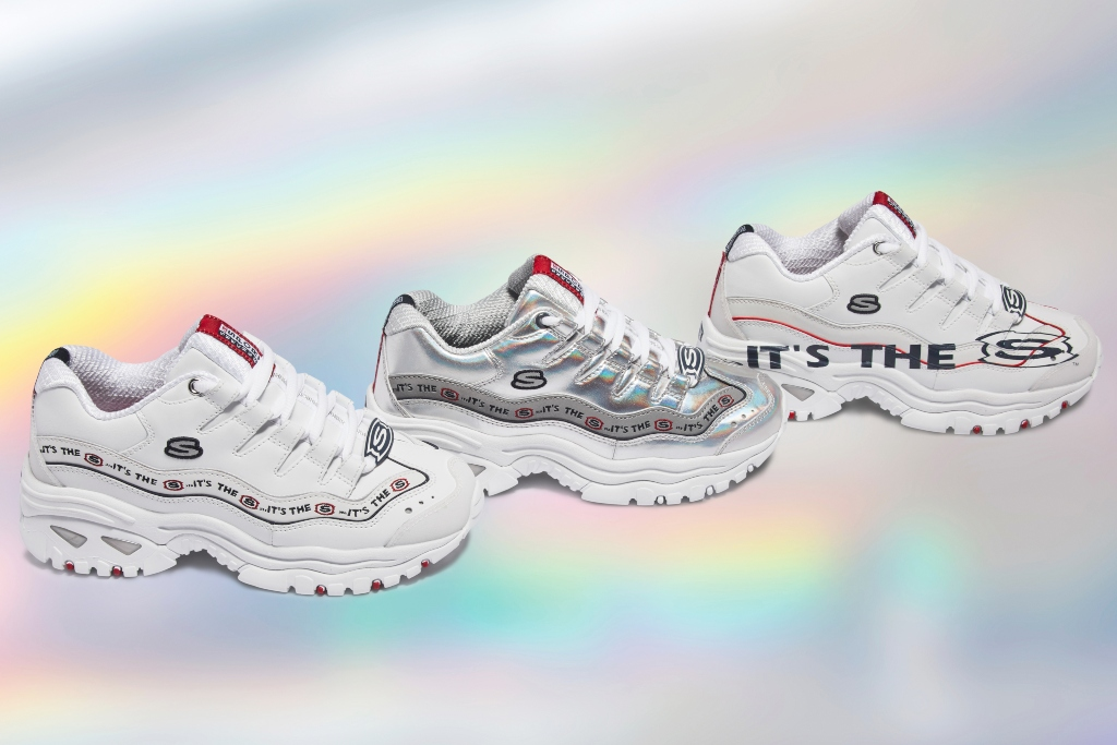 Skechers' Energy 20th Anniversary sneaker collection