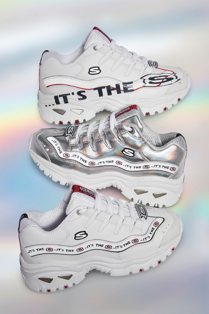 Skechers 20th anniversary Energy collection
