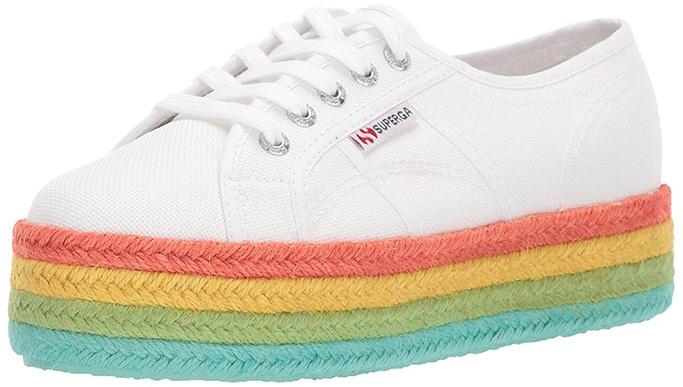 Superga Women's 2790 Cotcoloropew Sneaker
