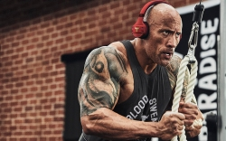 The Rock, dwayne johnson, under armour